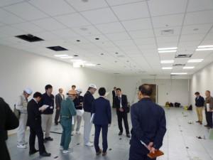 札幌三井JPビルディング6階 新・谷口歯科診療所 移転リポート 第一弾