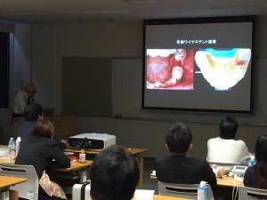 2015年12月19日(土)20日(日)京セラメディカルの「実践インプラント スタッフと学ぶハンズオン3ヶ月コース」の三回目を受講してきました。