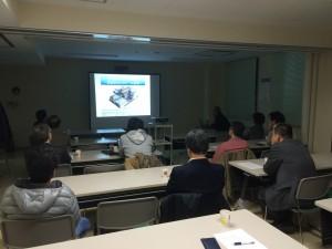 2016年11月30日(水)東京歯科大学同窓会札幌支部学術例会に出席しました。